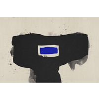 Framed Print on Canvas: Rocky