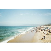 The Picturalist Facemount Acrylic: California Beach Day