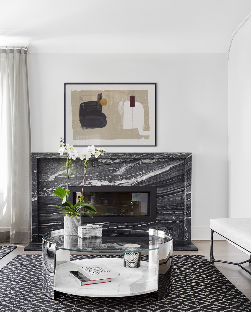 Montreal Residence design by Adelson Design