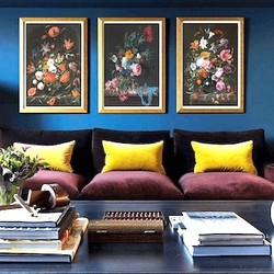 SHOP ART for Maximalist Interiors
