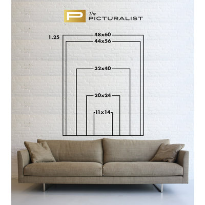 The Picturalist Framed Print on Rag Paper: A Beautiful Day by C. Malk