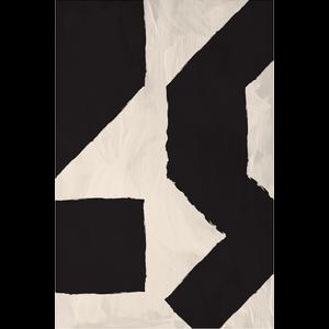 Framed Print on Rag Paper: Eternity