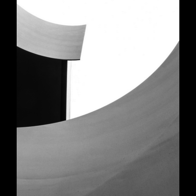 Framed Print on Rag Paper: Helix by M. Lao