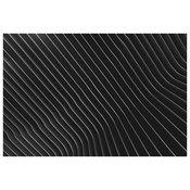 Framed Print on Rag Paper: Linear by R. Rivera
