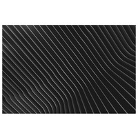 Framed Print on Rag Paper: Linear