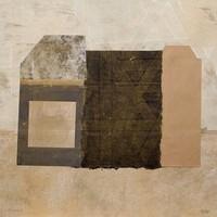 Framed Print on Rag Paper: Home
