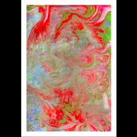 Framed Print on Rag Paper: impression