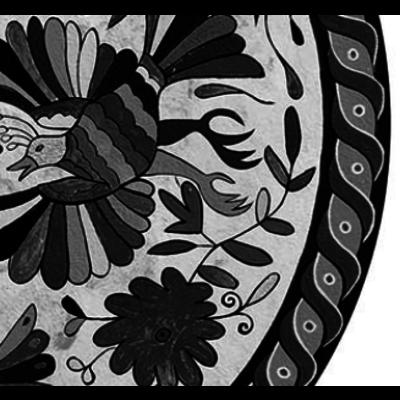 Framed Print on Rag Paper: Eden by Octavio Fuentes