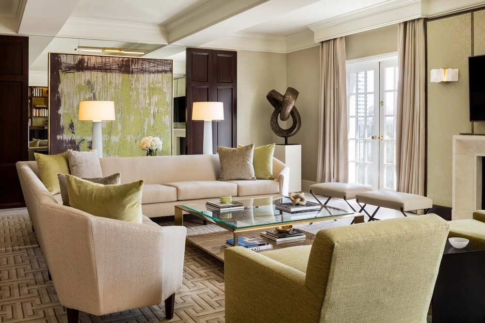Suite at The Rosewood Mansion of The Turtle Creek