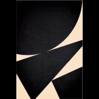 Framed Print on Canvas: Jean Dark I