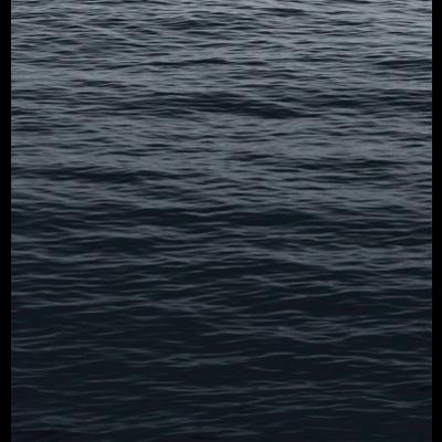 Framed Print on Rag Paper: Balearic Grey by Enric Gener