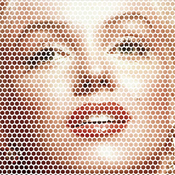 Facemount Acrylic: Bombshell by Francesco Alessandrini