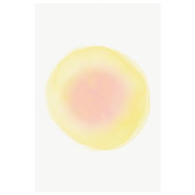 Framed Print on Rag Paper: Solar by Alejandro Franseschini