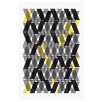 Framed Print on Rag Paper: Tribes