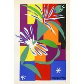 Facemount Acrylic: Creole Dancing Girl by Matisse Facemount Acrylic Print