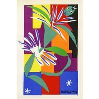Facemount Acrylic: Creole Dancing Girl by Henri Matisse 1950