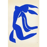 Facemount Acrylic: The Hair by Henri Matisse 1952