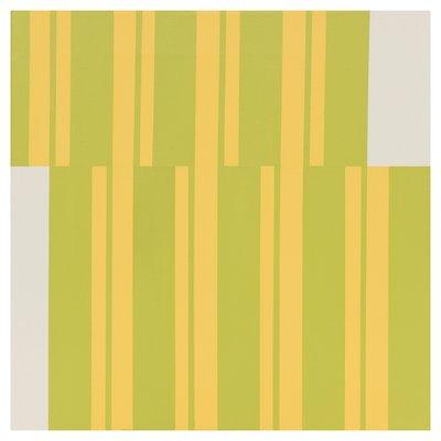 Framed Print on Rag Paper: Stripes #01 on Paper by Rodrigo Martin