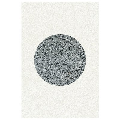 Framed Print on Rag Paper: Seminato 1 by Alejandro Franseschini