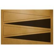 Framed Print on Rag Paper: Study in Symetry by Alejandro Franseschini