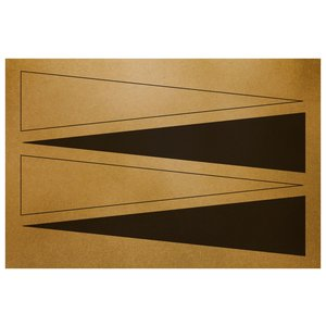 Framed Print on Rag Paper: Study in Symetry