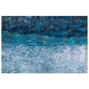 Framed Print on Rag Paper: Agua by Ana Bonet