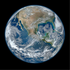 Facemount Acrylic: Earth View through the Suomi Telescope