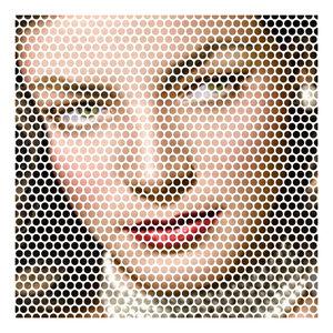 Framed Print on Rag Paper: Lauren