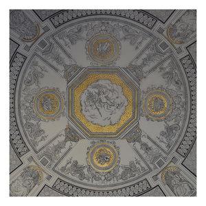 Gilt Dome