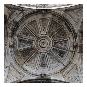 Stone Carved Dome