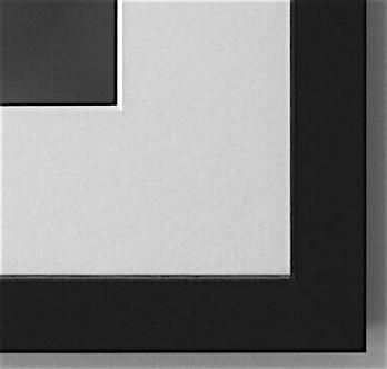 Matted Framing Type