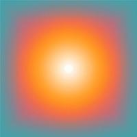Facemount Acrylic: Sun Halo