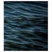 Facemount Acrylic: Santorini Blue (Right) Facemount Acrylic by M. Blazevic