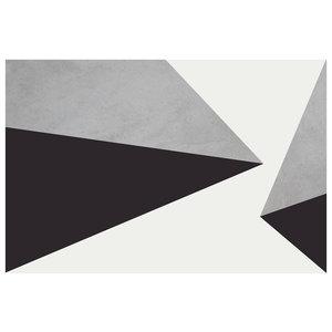 Framed Print on Rag Paper: Minimal Skyline