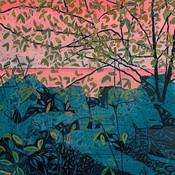 Original Art - Tropical Dreams #8 by Kim Atlin