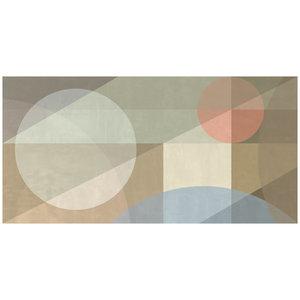 Framed Print on Canvas: Das Licht