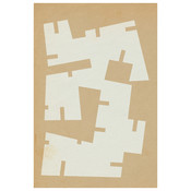 Framed Print on Rag Paper: Objectivity I by Alejandro Franseschini