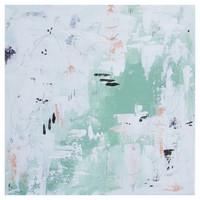 Framed Print on Rag Paper: Green Mountain
