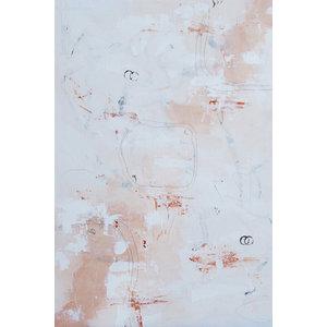 Framed Print on Canvas: Arizona Desert