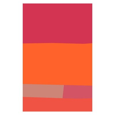 Framed Print on Rag Paper: Untitled 2950 by Pedro Nuka