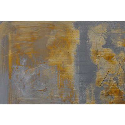 "Framed Print on Rag Paper: ""Cartografia"" by Evelyn Ogly"