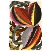 Cocoa Beans in Yellow, Red and Pink by Edouard Benedictus