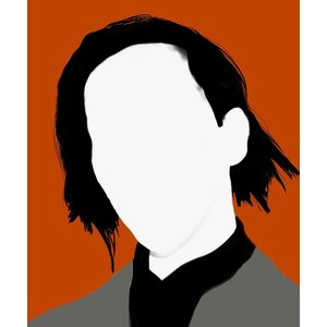 Print on Paper US250 - M. Manson by Michael Schleuse