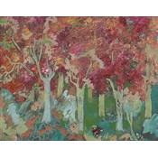 """The Picturalist Framed Print on Rag Paper: """"Fall Dreams"""" by Ljubica Hajduka"""