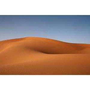 Facemount Metal - Sandy Dunes UV Printed on Metal
