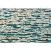 Framed Print on Rag Paper: Ocean Reflection