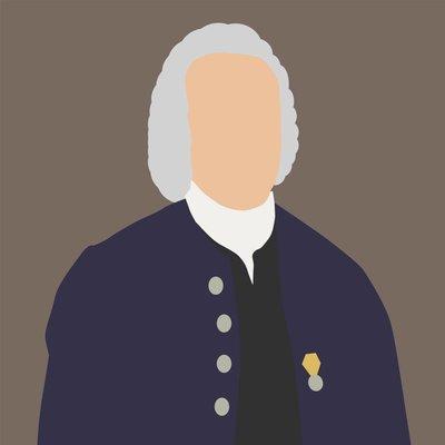 Framed Print on Rag Paper: Portrait of American Noble man XIX Century by Alejandro Franseschini