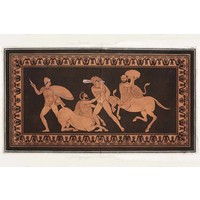 Print on Paper US250 - Herakles Fighting Centaurs