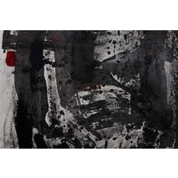 The Picturalist Framed Print on Rag Paper: Study in Red