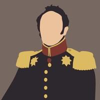 Portrait of Libertador